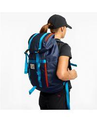 Saucony Overhaul Backpack - Blue