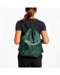 Saucony String Bag - Green