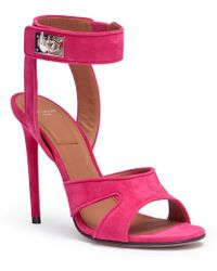Givenchy - Shark-lock Sandals - Lyst