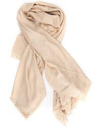 Pennyblack Sosia Scarf Panna-cammello Polyester - Natural