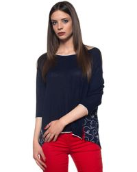 Pennyblack - Odierno Round-necked Pullover - Lyst