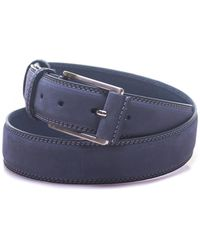 Angelo Nardelli - Leather Belt - Lyst