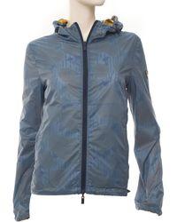 Ciesse Piumini Reversible Jacket Bluette/giallo Polyamide - Multicolor