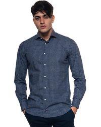 Carrel Casual Shirt - Blue