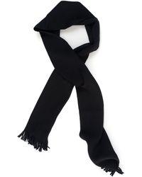 BOSS by HUGO BOSS Classic Scarf Black Wool
