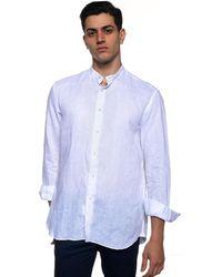 Vincenzo De Lauziers Casual Shirt - White