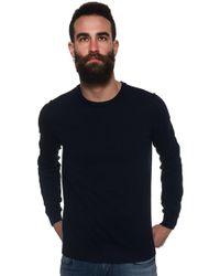 BOSS by Hugo Boss - Round-neck Pullover - Lyst