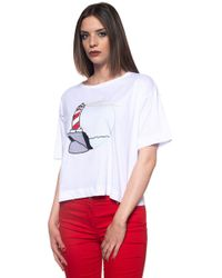 Pennyblack - Realta Over-size T-shirt - Lyst
