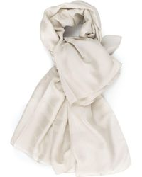 Guess Scarf Nude Modal - Natural