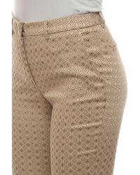Seventy Pantaloni da donna Beige-oro Poliestere - Neutro