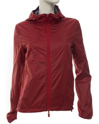 Ciesse Piumini Reversible Jacket Rosso/azzurro Polyamide - Multicolor