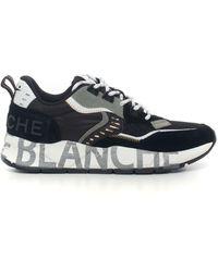 Voile Blanche Trainer Black Nylon