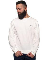 Brooksfield - Sweatshirt Round-necked - Lyst