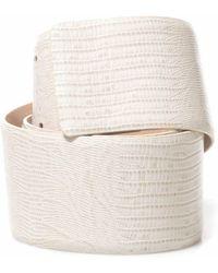 Max Mara | Leather Belt | Lyst