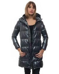 Ciesse Piumini French Quilted Jacket Grey Nylon