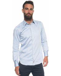 Carrel Dress Shirt - Grey