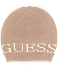 Guess Hat Camelhair Acrylic - Natural