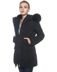 Peuterey - Regina Gb Fur Coat - Lyst