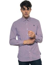 U.S. POLO ASSN. Casual Shirt - Blue