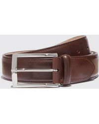 SCAROSSO Cintura Marrone Classica - Brown