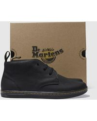 Dr. Martens Will Desert Boots - Black