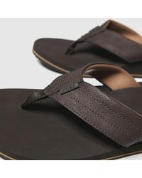 Reef Twinpin Lux Sandals - Brown