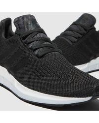 adidas Swift Run Trainers - Black
