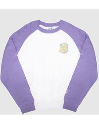 Vans Sweatshirt The Simpsons - Purple