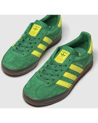 adidas Gazelle Indoor - Green