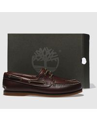 di riserva Qualunque musicale  Timberland Boat and deck shoes for Men - Up to 54% off at Lyst.co.uk