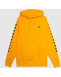 Vans Versa Hoodie In - Yellow