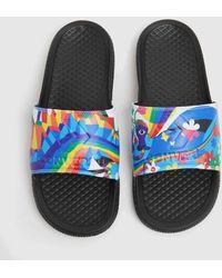 Converse Pride Slide Sandals - Blue