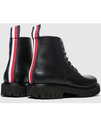 Tommy Hilfiger Chunky Dress Boot Boots - Black
