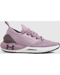 Under Armour Hovr Phantom 2 Inknt Trainers - Purple