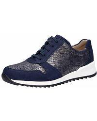 Finn Comfort Sneaker - Blau