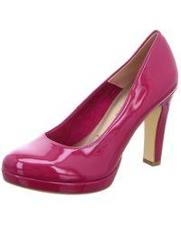 Tamaris Modische Pumps - Pink