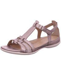 Ecco Klassische Sandalen - Grau