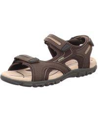 Geox Komfort Sandalen - Braun