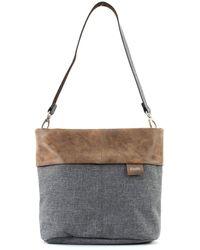 Zwei Handtaschen - Grau
