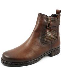 Gabor Chelsea Boot - Braun