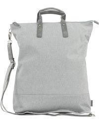 Jost Rucksack 'Bergen X-Change 3in1 Bag L' 46 cm - Grau