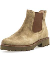Gabor Chelsea Boot - Grün