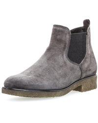 Gabor Chelsea Boot - Grau