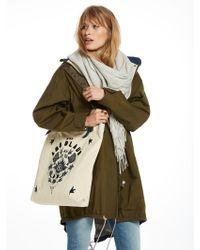 Scotch & Soda Cotton Tote Bag - Multicolor