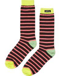 Scotch & Soda | Striped Socks | Lyst