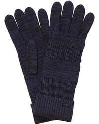 Scotch & Soda - Knitted Gloves - Lyst