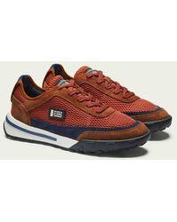Scotch & Soda Kagann - Sportieve Vetersneakers - Bruin