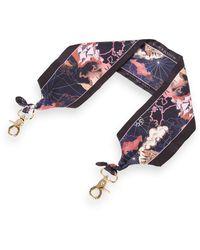 Scotch & Soda Printed Handbag Strap - Multicolour