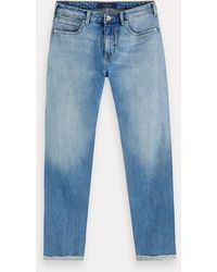 Scotch & Soda Petit Ami – Wash Out - Blauw