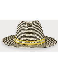 Scotch & Soda - Straw Hat - Lyst